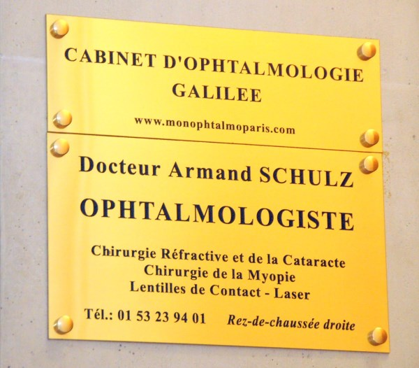 dr armand schulz opthalmologue dr schulz ophtalmologue paris. Black Bedroom Furniture Sets. Home Design Ideas